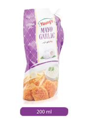 Young's Garlic Mayo, 200ml