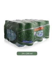 Al Ain Shrink Mineral Water, 24 Bottles x 200ml