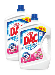 DAC Rose 2 x Power Disinfectant, 2 Pieces, 3 Liter