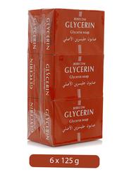 Bebecom Glycerin Soap, 125gm, 6 Pieces