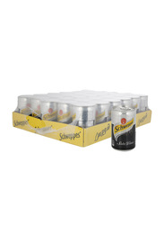 Schweppes Soda Water, 30 Cans x 150ml