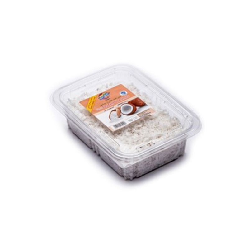 Barakat Fresh Coconut Grated, 250 grams Packet