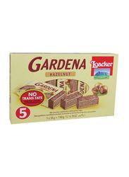 Loacker Gardena Hazelnut Wafer, 5 x 38g