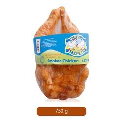Al Rawdah Smoked Chicken, 750 g
