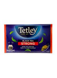 Tetley Strong Black Tea, 200 Tea Bags x 2.2g