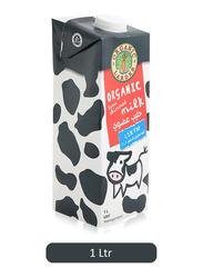Organic Larder Semi Skimmed Milk, 1 Liter