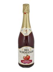 Bel Normande Sparkling Apple Pomegranate Juice, 750ml
