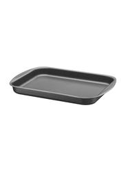 Tramontina 22cm Deep Rectangle Roasting Pan, 27.3x20x3.5 cm, Black