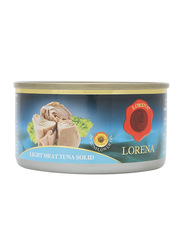 Lorena Light Meat Tuna Solid in Sunflower Oil, 1 Piece x 185g