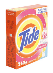 Tide Powder Detergent with Essence of Downy, 1 Piece, 110gm