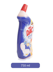 DAC Orange Burst Toilet Cleaner, 750ml