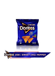 Doritos Sweet Chili Tortilla Chips, 23g