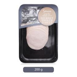 Senora Gourmet Smoked Turkey, 200 grams