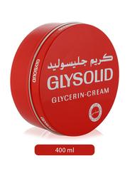 Glysolid Glycerin Body Cream, 400ml