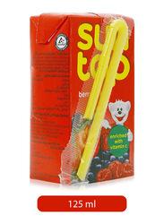 Suntop Berry Mix Juice Drink, 125ml