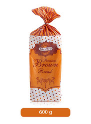 Bakers World Premium Brown Bread, 600g