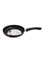 Ark 24cm Non Stick Round Frying Pan, Black