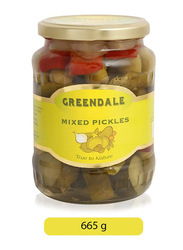 Greendale Mixed Pickles, 665g