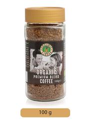 Organic Larder Premium Blended Instant Coffee, 100g