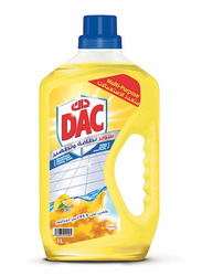 DAC Disinfectant Super Lemon Multi Purpose Surface Cleaner, 1 Liter