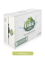 Volvic Natural Mineral Water, 24 Bottles x 330ml