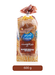 Lusine Brown Sliced Bread, 600g