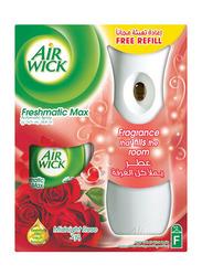 Air Wick Fresh Matic Rose Kit, 250ml