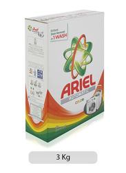Ariel Automatic Color Laundry Powder Detergent, 3 Kg