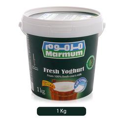 Marmum Full Cream Fresh Yoghurt, 1 KG