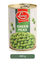 Luna Green Peas, 400g