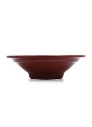 Harmony 13cm Hamus Melamine Round Plate, Brown