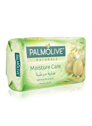 Palmolive Naturals Moisture Care with Olive & Aloe Soap Bar, 120gm