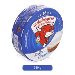 Lavache Quirit White Extra Cream Cheese Spread, 240 g