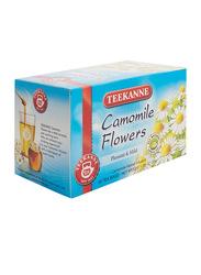 Teekanne Camomile Flowers Herbal Tea, 20 Pieces x 30g