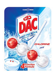 DAC Power Active Chlorine Toilet Rim Block, 50g