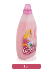 Comfort Flora Soft Fabric Softener, 3 Liter
