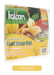 Falcon Small Food Storage, Small, 50 Pieces, 36 x 15 cm