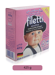 Filetti Sensitive Family Laundry Detergent for Kids, 425gm