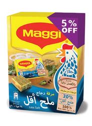 Maggi Low Salt Chicken Stock, 24 x 12.5g