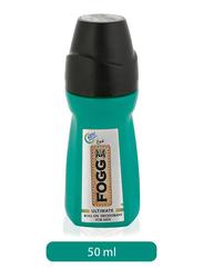 Fogg Ultimate Deodorant Roll-On for Men, 50ml