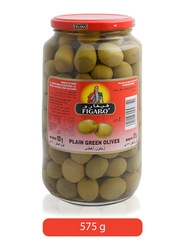 Figaro Plain Green Olives Pickles, 920g