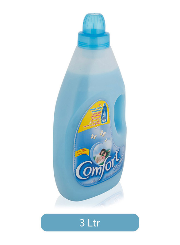Comfort Spring Dew Fabric Softener, 3 Liter