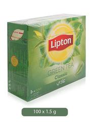 Lipton Classic Green Tea, 100 Tea Bags x 1.5g