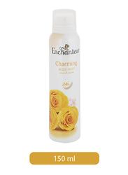 Enchanteur Charming 150ml Body Mist for Women