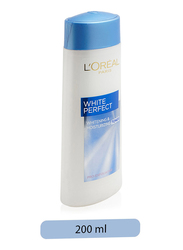 L'Oreal Paris Skin Care White Perfect Whitening & Moisturizing Toner, 200ml
