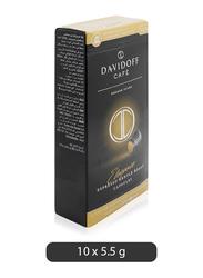 Davidoff Cafe Elegance Espresso Gentle Roast Capsules, 10 Capsules x 5.5g