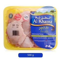 Al Khazna Fresh Deliciously Tender Chilled, 500 grams