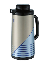 Peacock 1.9Ltr Vacuum Flask, 138 Cit190, Black