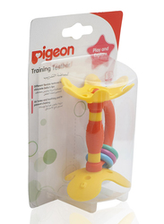 Pigeon Step 1 Training Teether, Multicolor