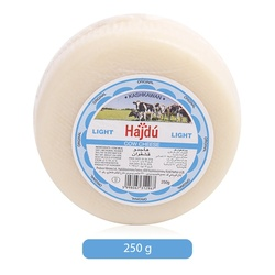 Hajdu Kashkawan Light Cow Cheese, 250 g